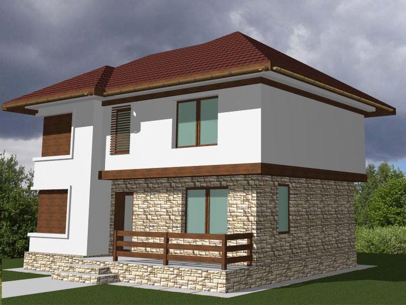 Proiect casa Mona