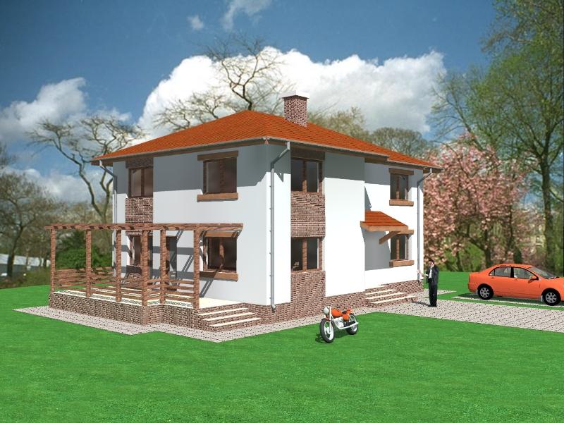 Proiect casa Sofia