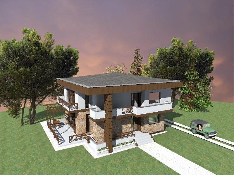 Proiect casa Senator