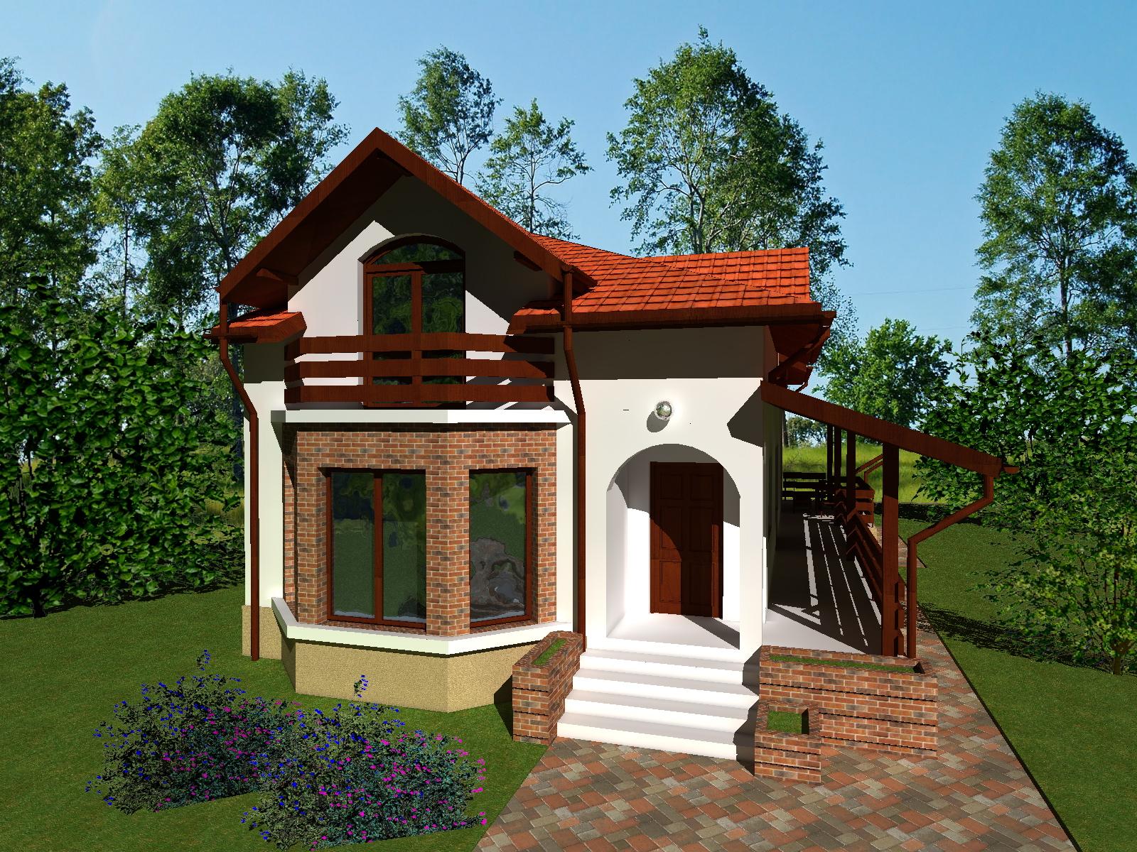 Proiect casa anca magazinul de proiecte for Planuri de case