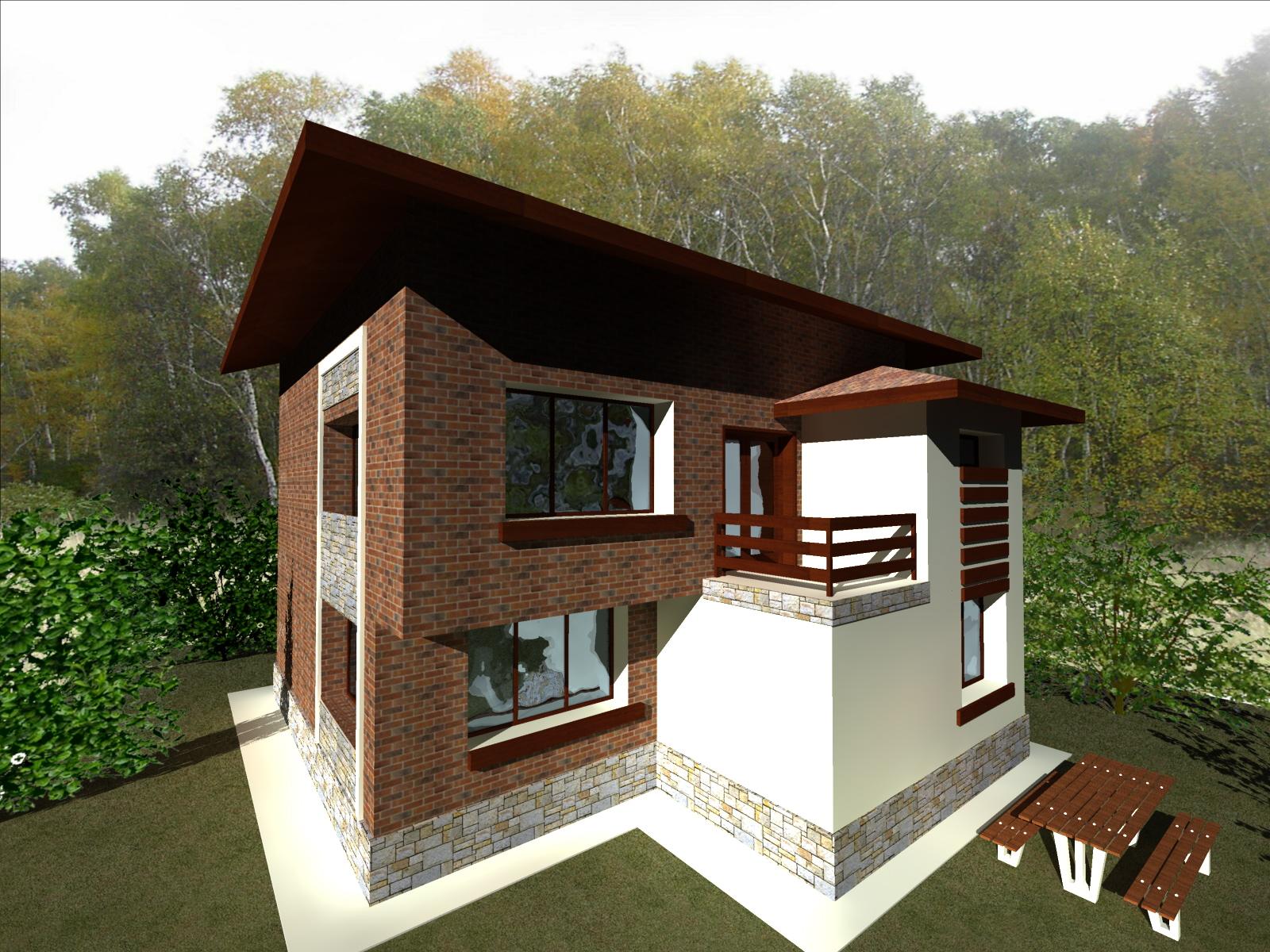 Proiect casa elena magazinul de proiecte - Terenes casa rural ...