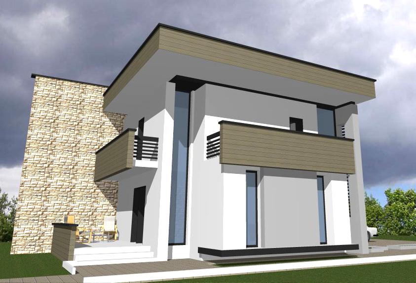 Proiect casa Sorana