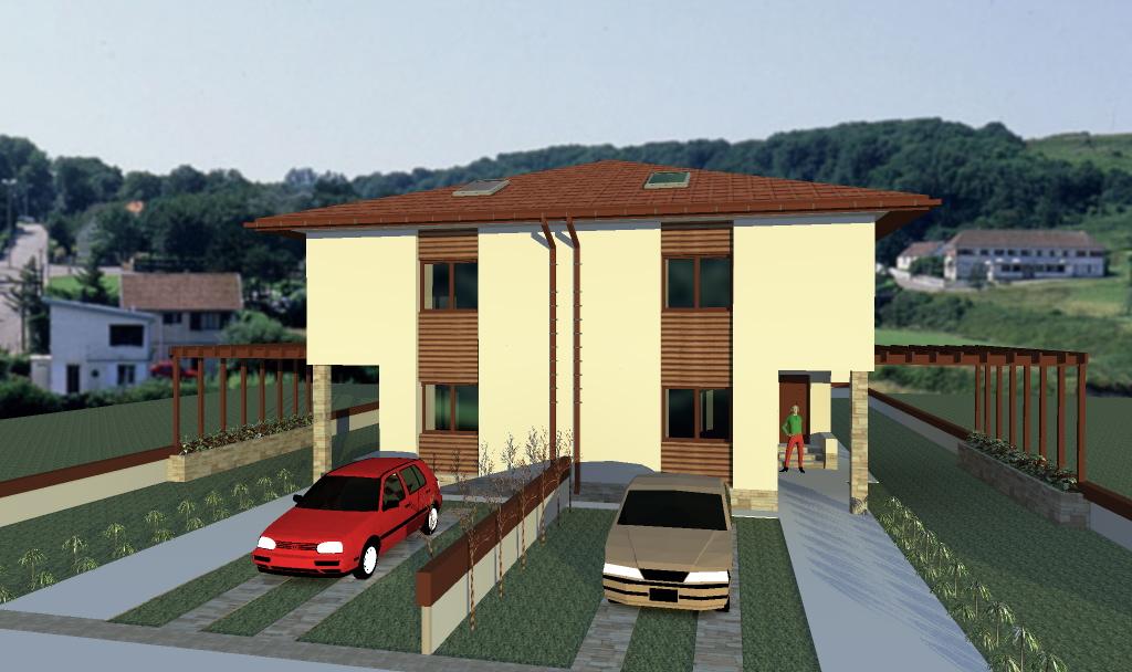 Proiect casa Teodora